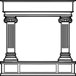 Cijfer 40 Kleurplaat Romeinse Cijfers Omzetten I Ii Iii Iv V Vi Vii Viii Ix X